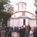 Sfintirea Bisericii Sfanta Vineri - Berceni
