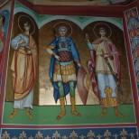 Pictura Bisericii Sfanta Vineri - Berceni