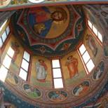 Cupola Bisericii Sfanta Parascheva - Berceni