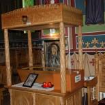Vesmantul Sfintei Cuvioase Parascheva de la Iasi