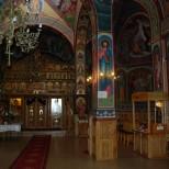 Naosul bisericii