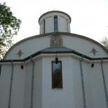 Biserica parohiei Sfanta Vineri - Berceni