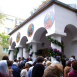Sfintirea Bisericii Sfanta Vineri Berceni