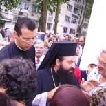 Randuiala sfintirii Bisericii Sfanta Vineri - Berceni